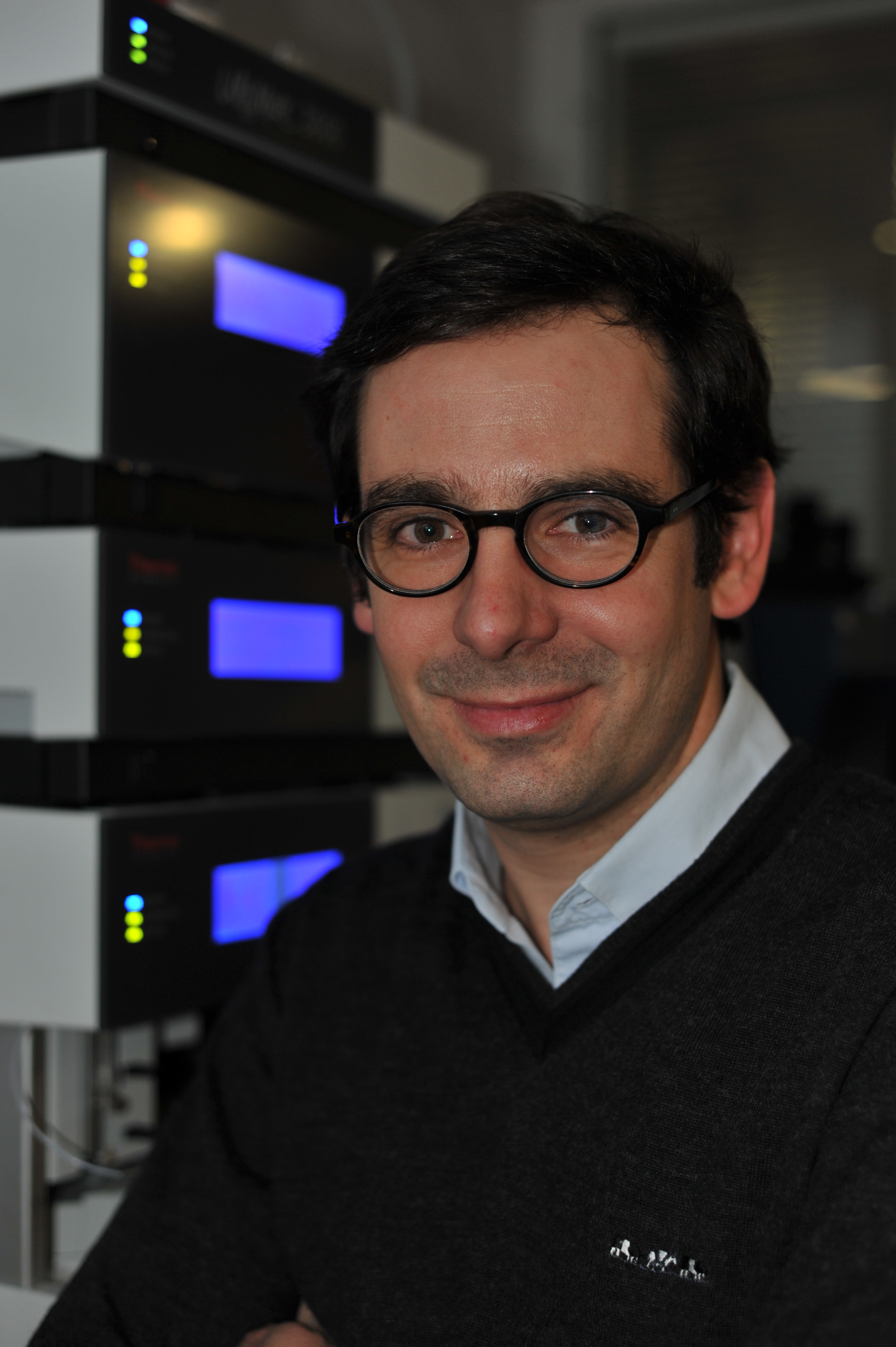 Photo of Dr. Michel Prudent, PhD.