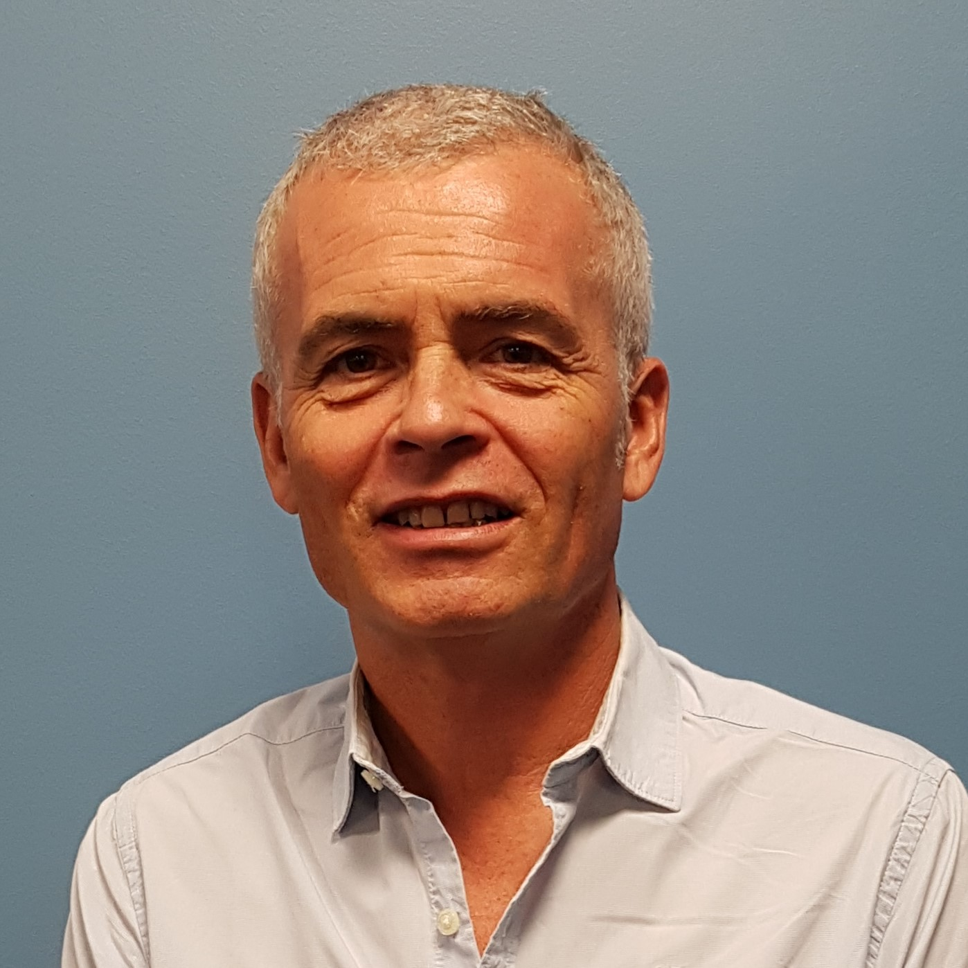 Photo of Professor Olivier Couturier, MD, PhD