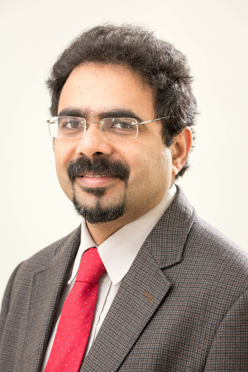 Photo of  S.C. Pillai, PhD, MBA, FIMMM, FRMS