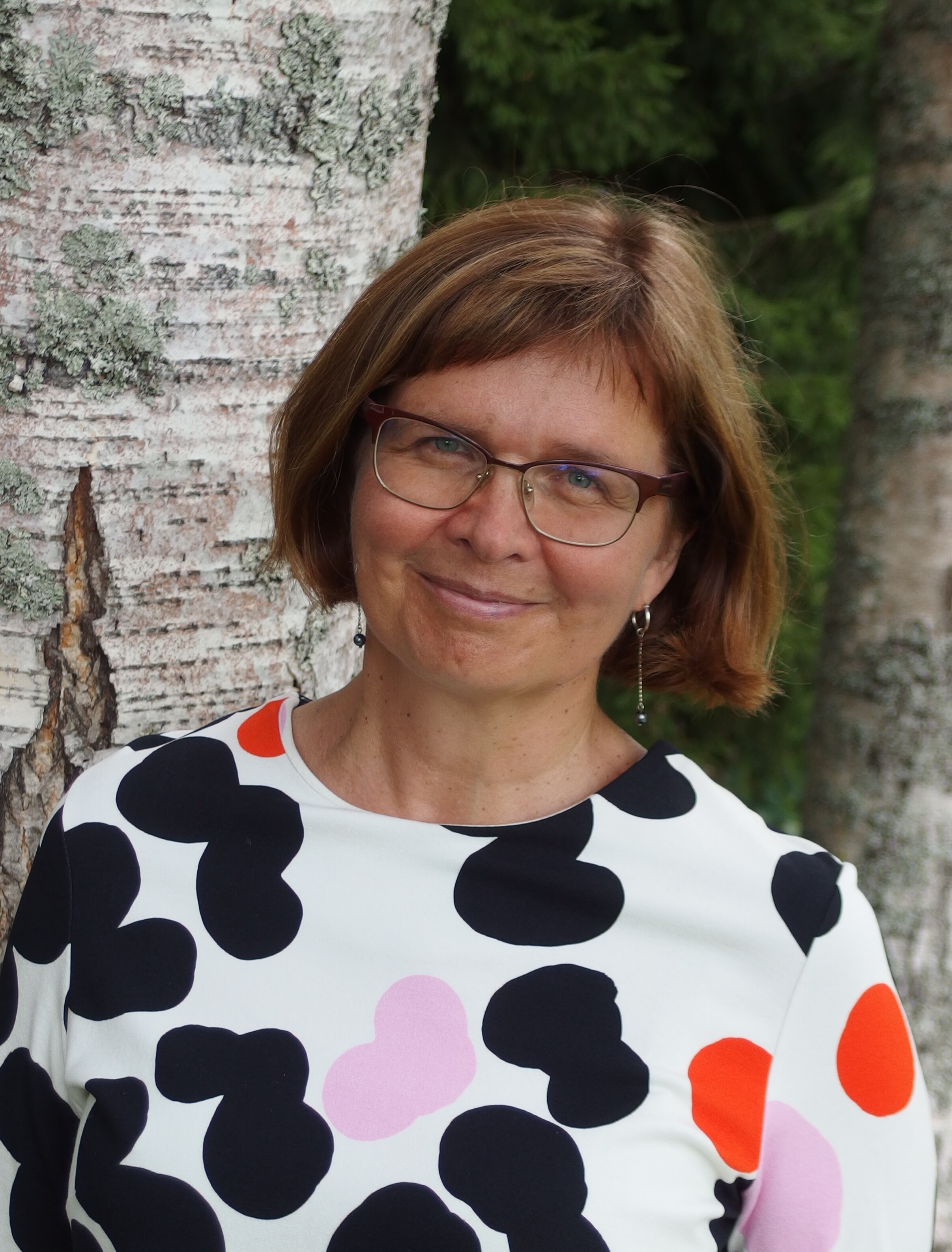 Photo of  Anne Toppinen