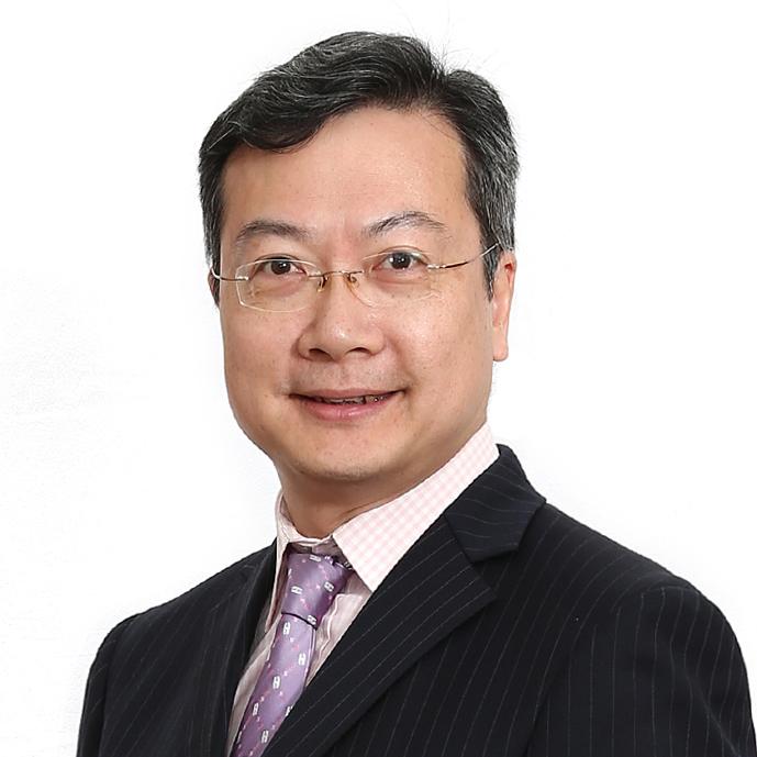 Photo of Professor Eddie Chi-Man Hui