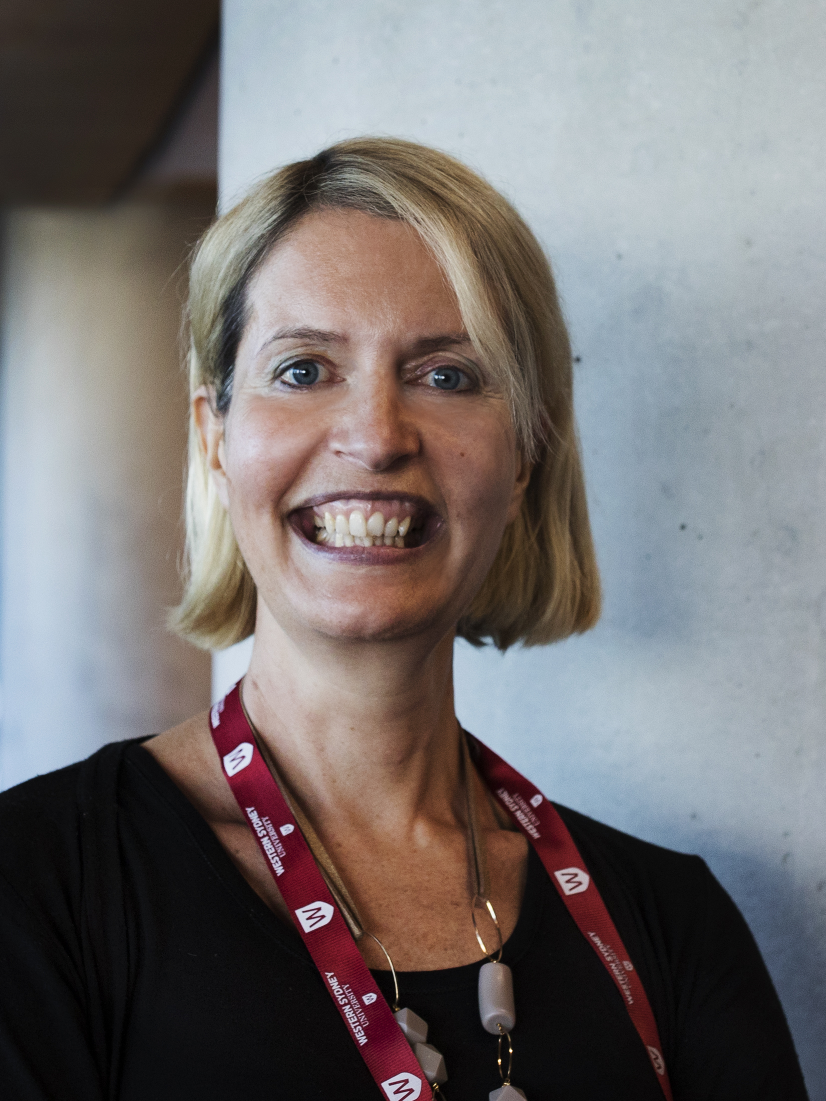 Photo of Dr. Nicky Morrison