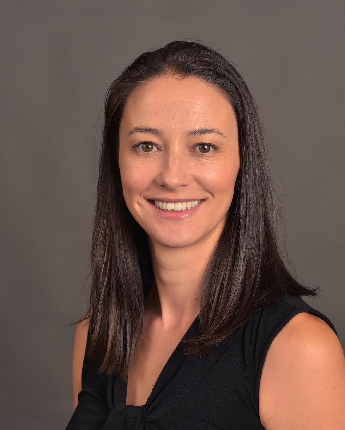 Photo of Dr. Brooke Smith, PhD