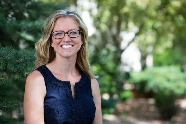 Photo of Dr. Amie Zarling, Ph.D.