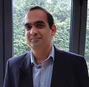 Photo of Professor Vikram Deshpande