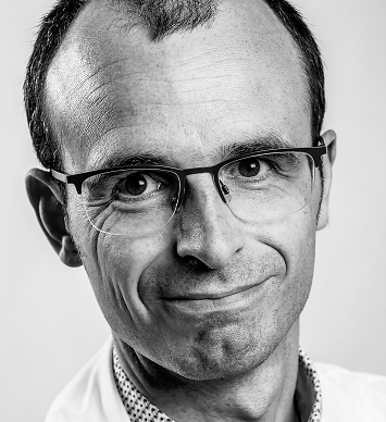 Photo of Dr. Michaël R. Laurent, MD, PhD