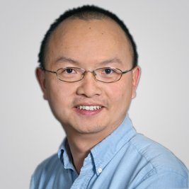 Photo of Assist. Prof. Gang He