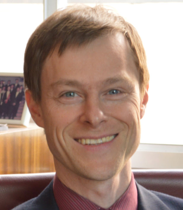 Photo of  Marc-Olivier Coppens, PhD