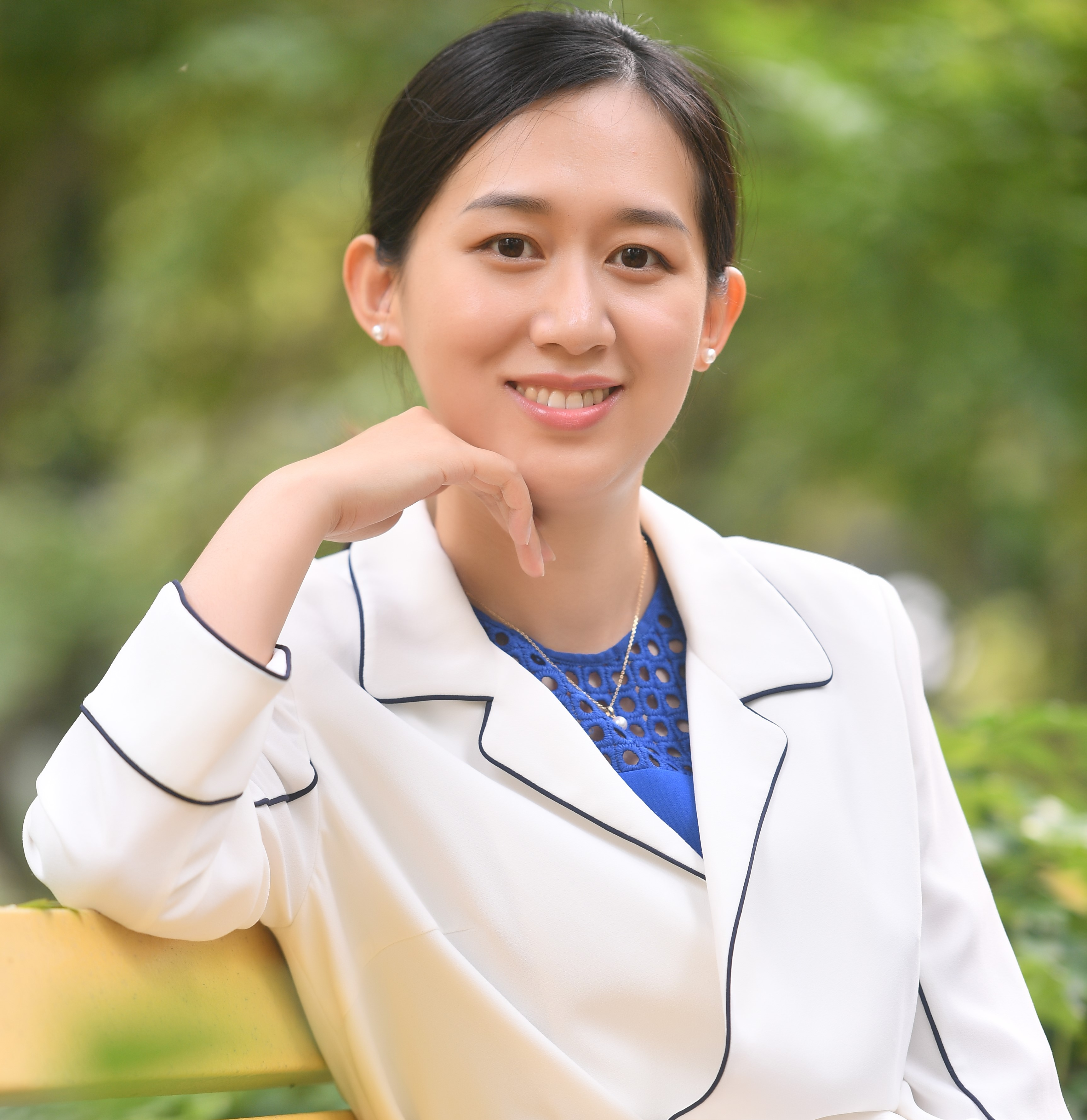 Photo of Dr. Delin Fang