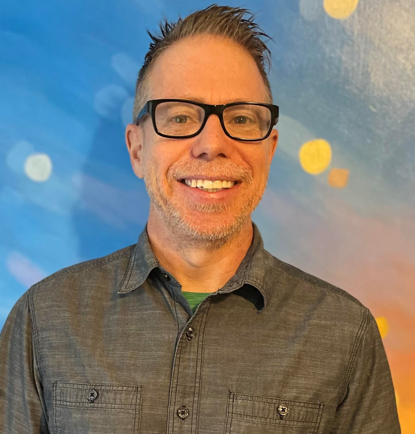 Photo of Dr. Todd Swannack