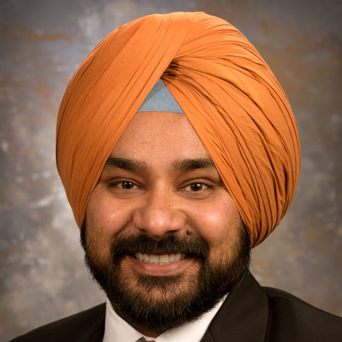 Photo of  Dilpuneet Singh Aidhy