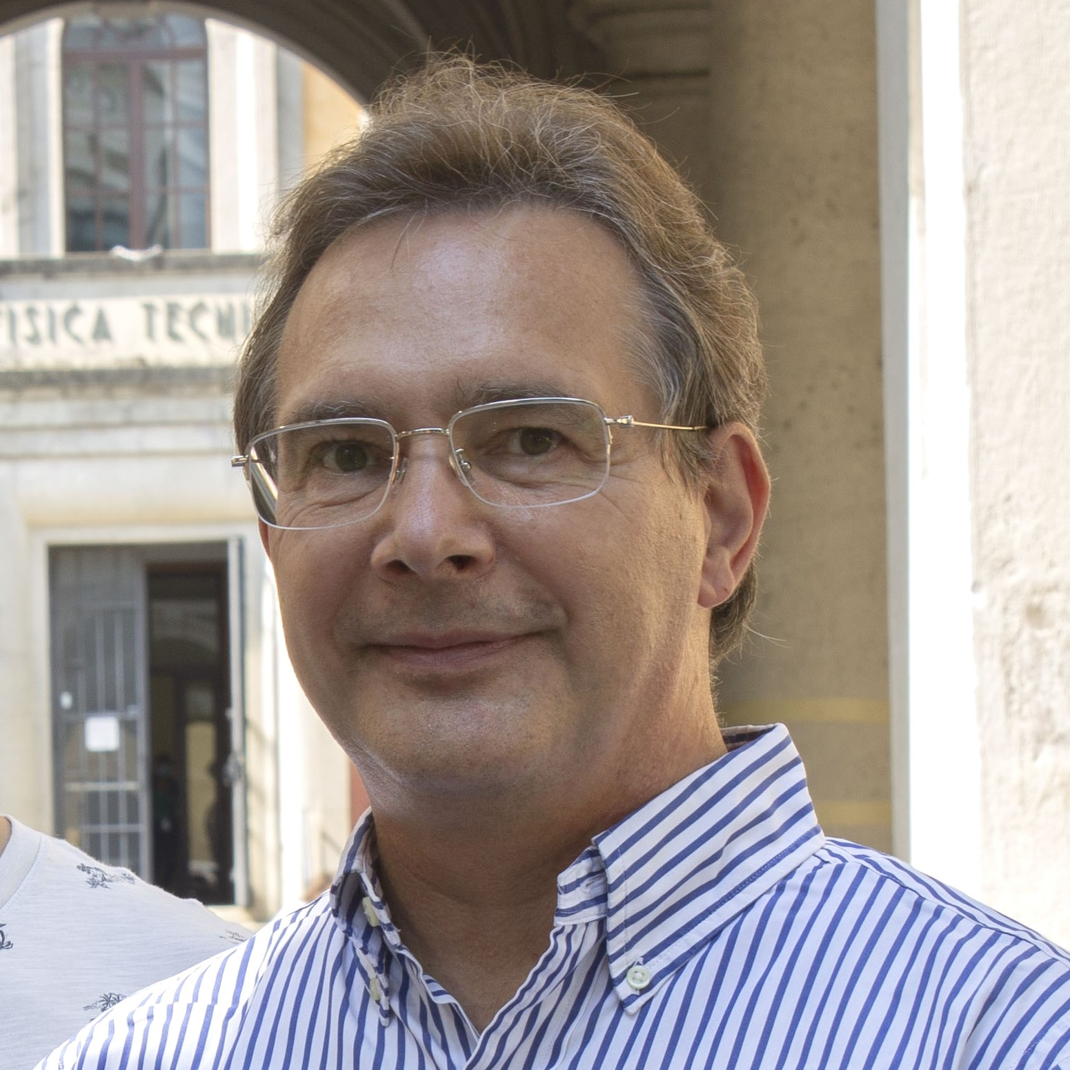 Photo of Dr.-Ing. Paolo Colombo, Dr. ing.